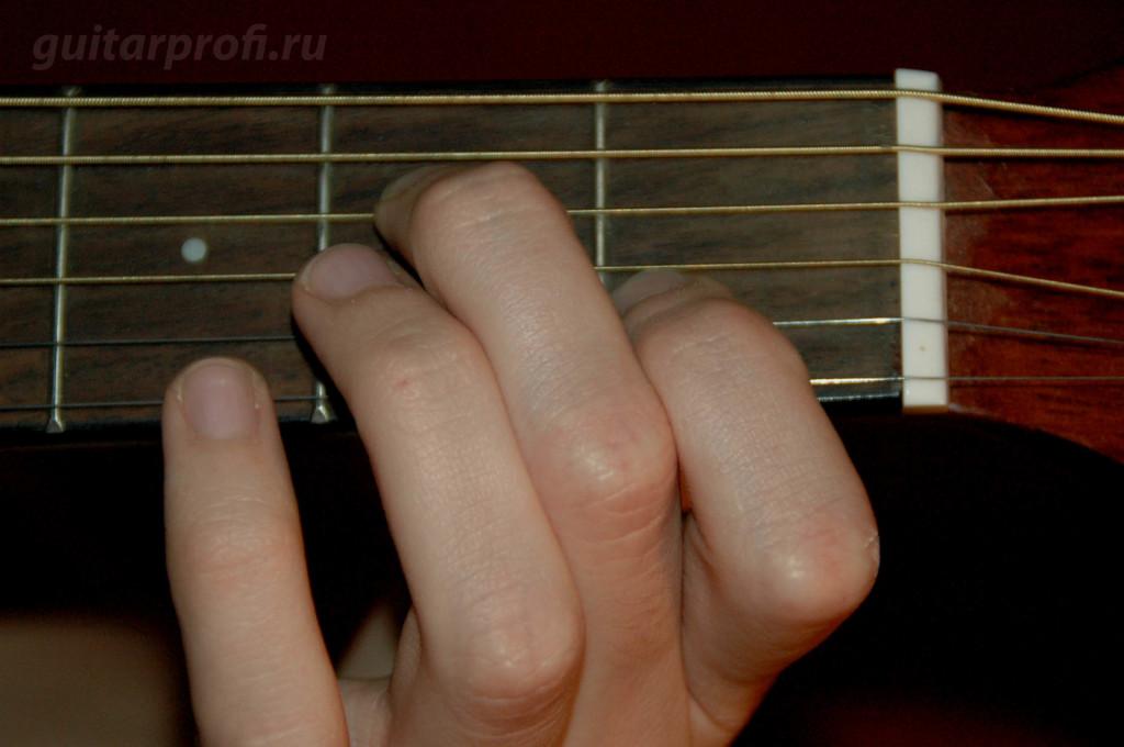 akkord-Am7-na-gitare