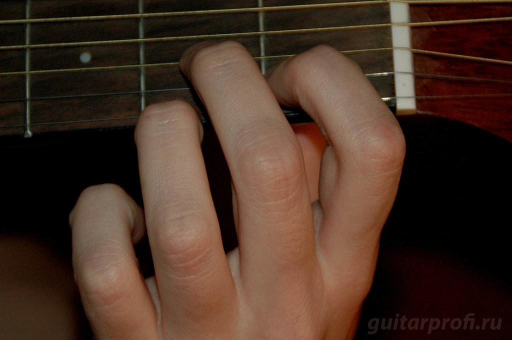 akkord-D7-na-gitare