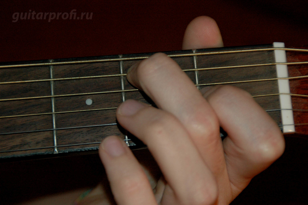 akkord-E7-na-gitare