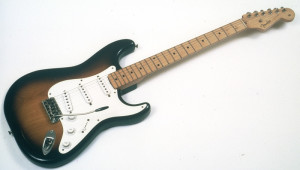 fender stratocaster 300x170 Гитары Fender