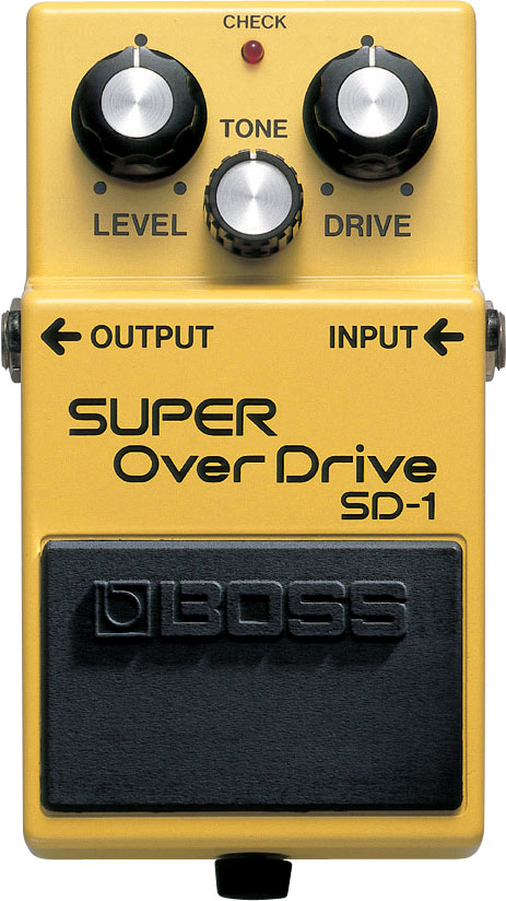 Boss SD-1