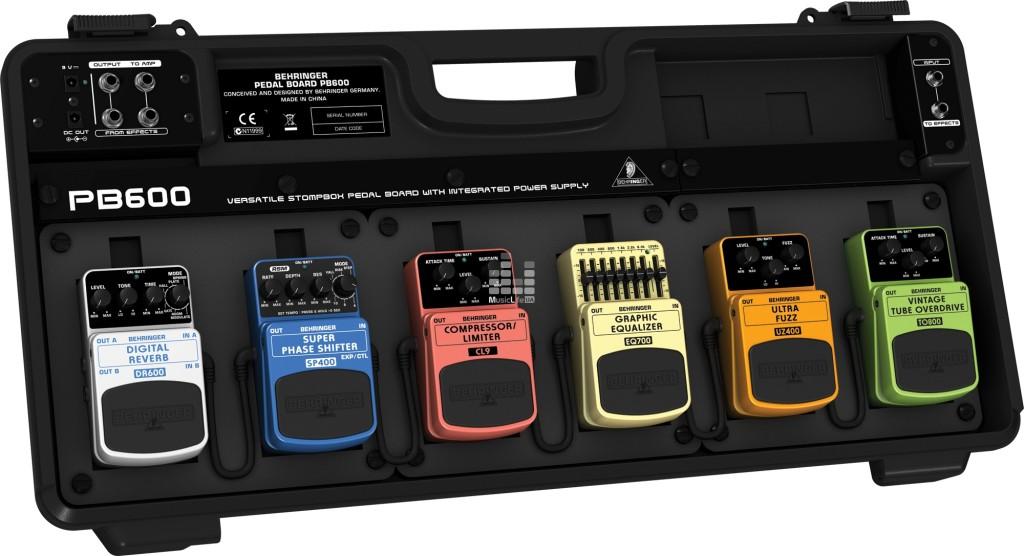 pedalbord