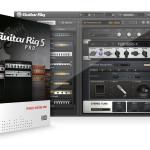 Программа для записи гитары Guitar Rig