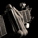 Слайд гитара