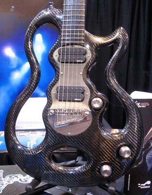 Необычный дизайн гитар 3