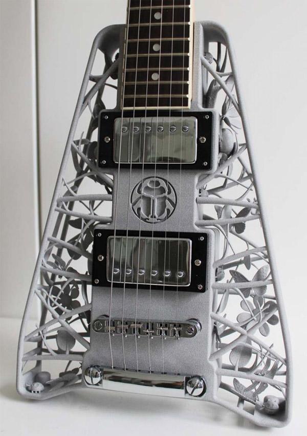 Необычный дизайн гитар 4