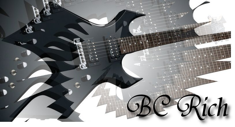 B.C.Rich-Guitars