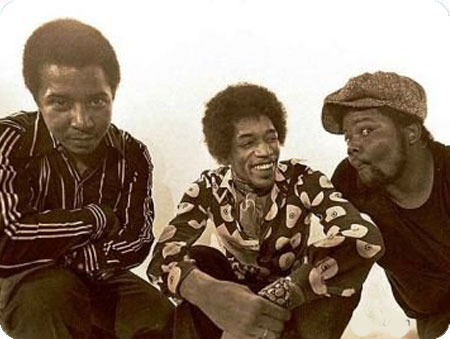 Группа Band of Gypsys