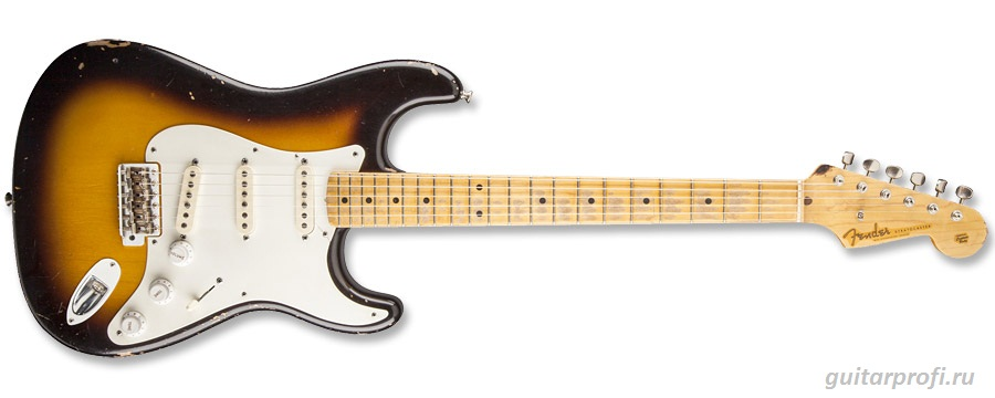 Eric-Clapton-Brownie-Stratocaster