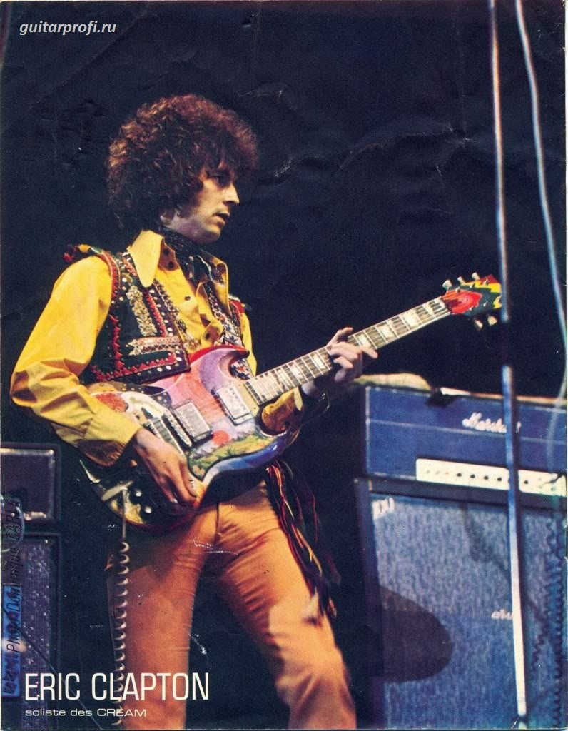 eric-clapton-with-gibsonSG-the-fool