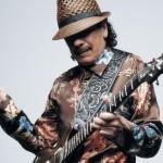 Карлос Сантана и его гитары