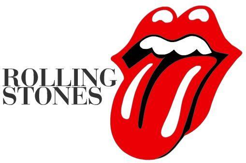 Логотип группы Rolling Stones
