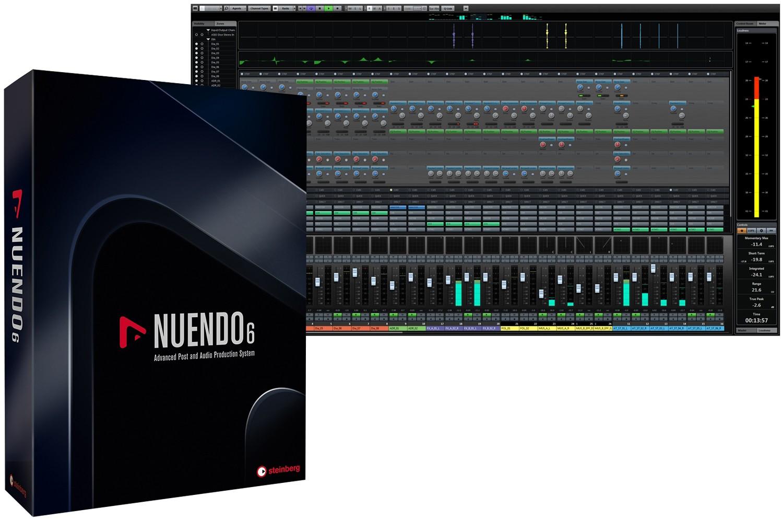 Nuendo - программа для работы со звуком Аккорды H7