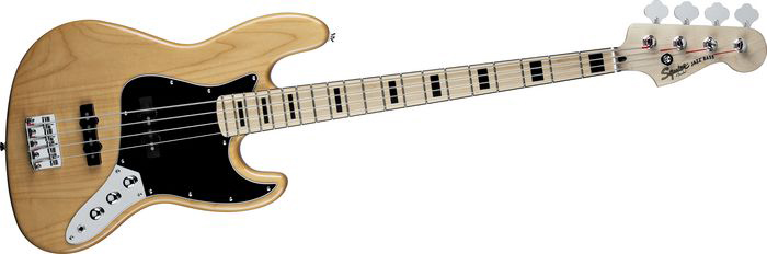 Squier-Jazz-bass