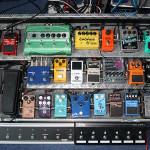 Примочки для бас гитар