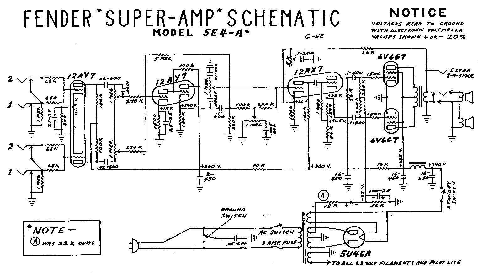 Ламповый ревербератор своими руками схема
