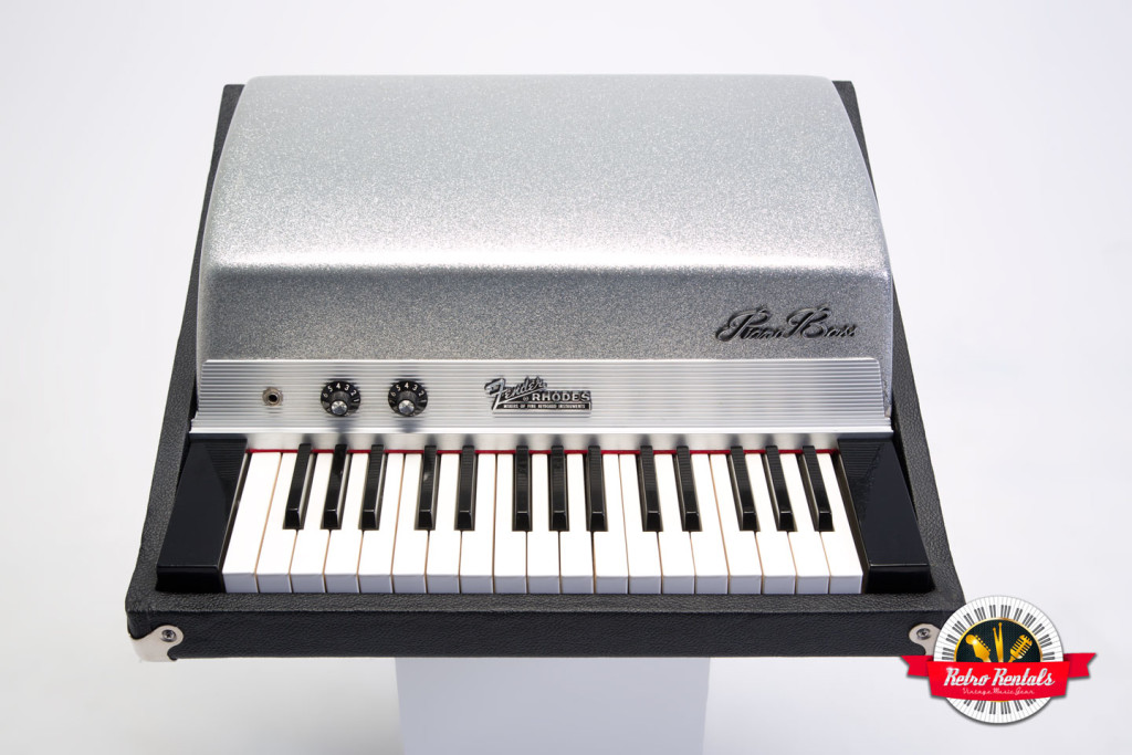 Fender Rhodes Piano Bass