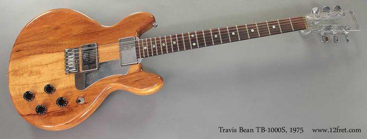 Гитара Travis Bean 1000