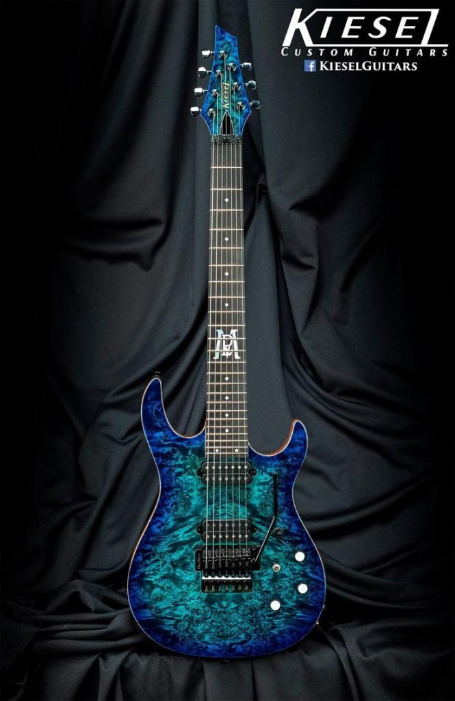 гитара серии Kiesel