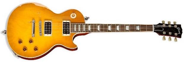 Гитара Слэша Gibson Les Paul Aged 2008