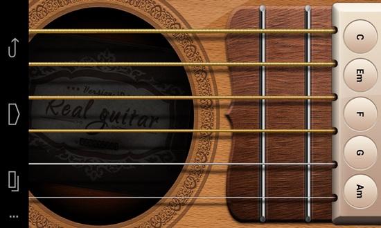 Самоучитель по гитаре приложение