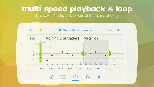 приложение songsterr