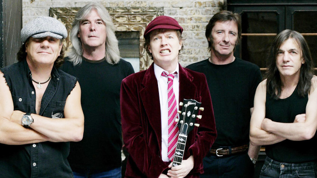 состав группы AC/DC