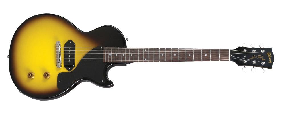 гитара 1957 Gubson Les Paul Jr.