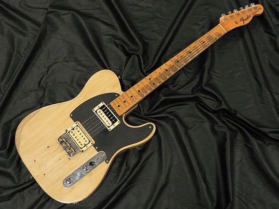 электрогитара Fender Telecaster «Tele-Gib» 1959 года