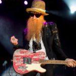 Билли Гиббонс и его гитары