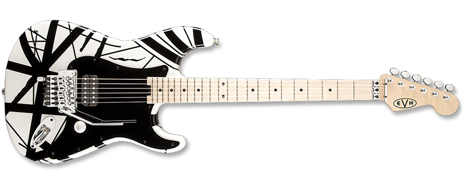 гитара The Frankenstein (Frankenstrat)