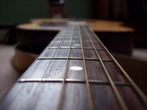 как устроен гитарный гриф