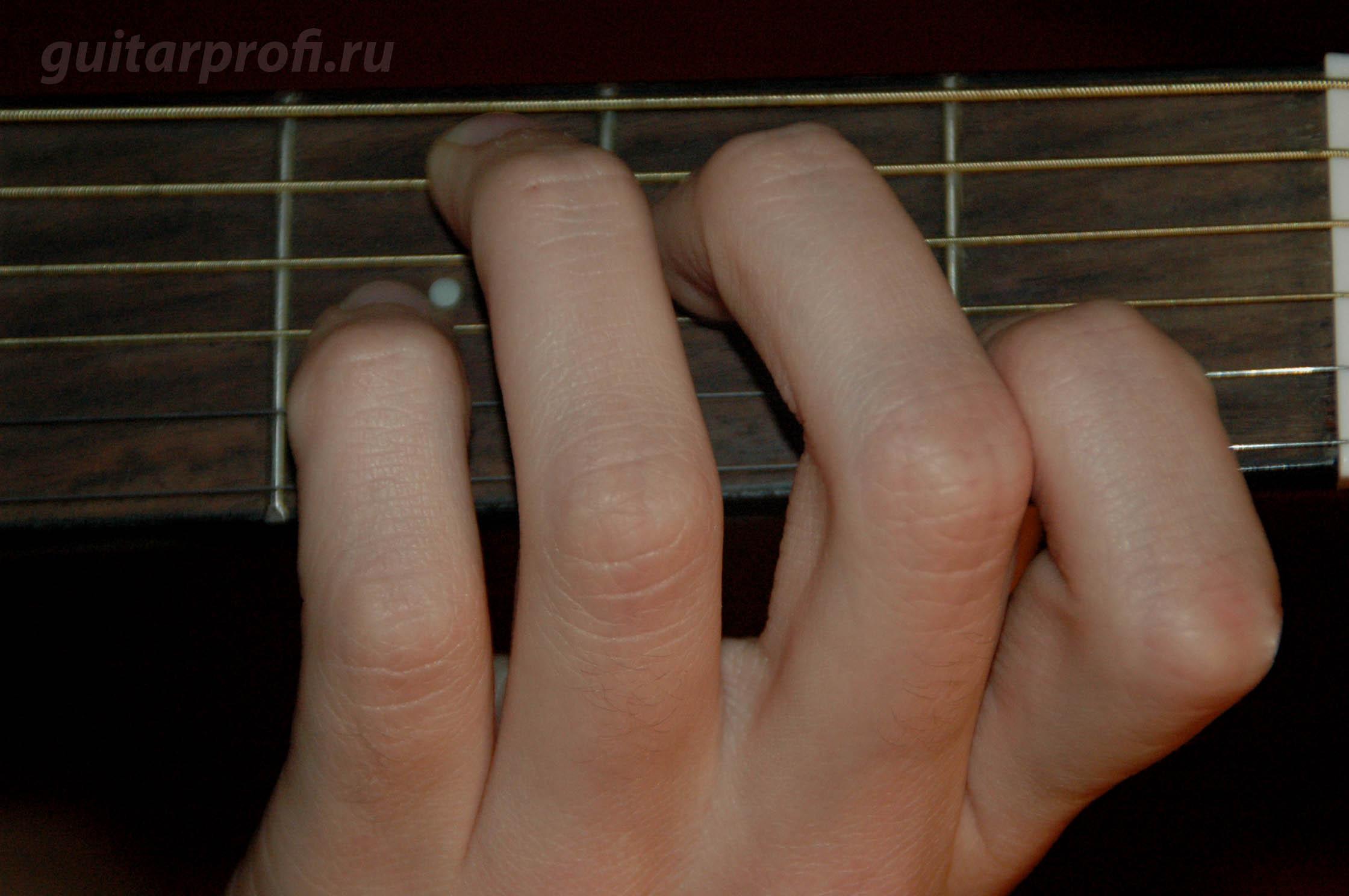akkord-C7-na-gitare