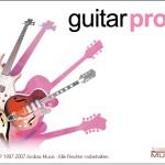 Описание музыкальной программы-редактора Guitar Pro