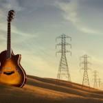 Гаммы на гитаре