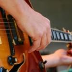 Пониженный строй гитары