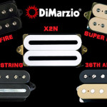 Звукосниматели DiMarzio
