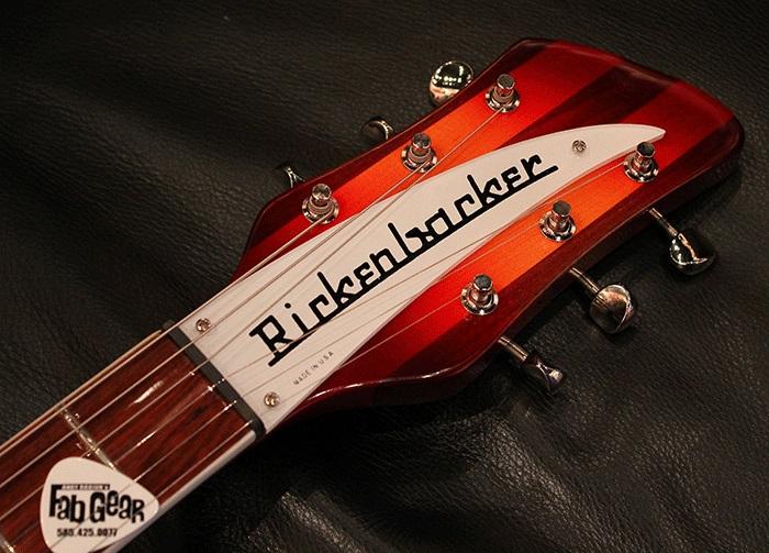 Rickenbacker-guitars