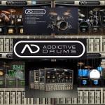 Плагин для создания барабанных партий Addictive Drums