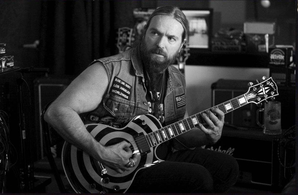 гитарист Закк Уайлд