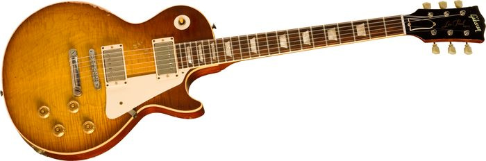 электрогитара Gibson Les Paul Standard «Pearly Gates»